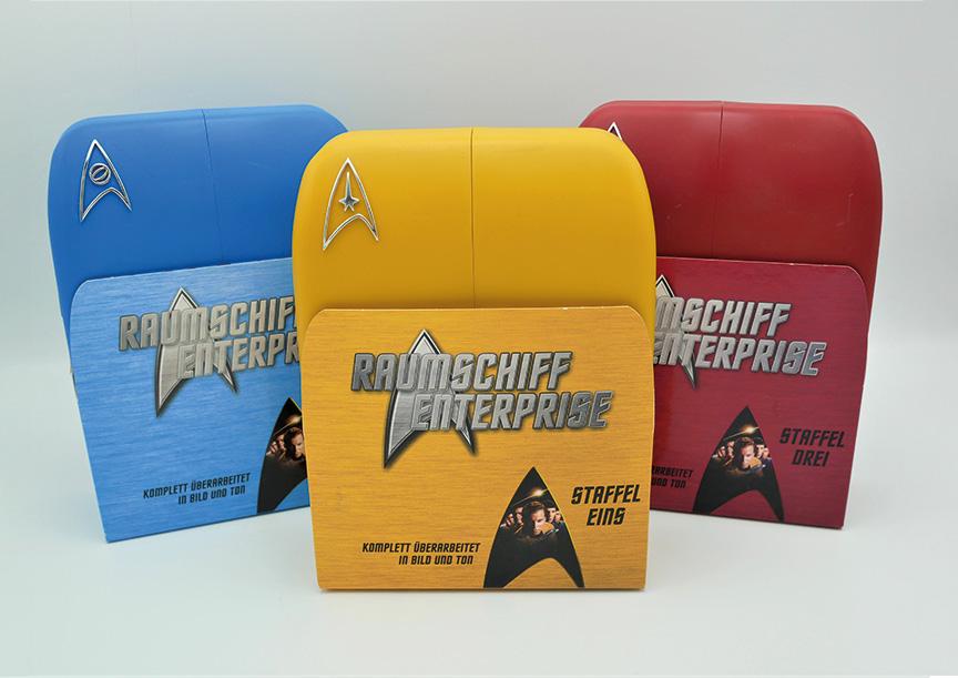 DVD Sammlung Star Trek