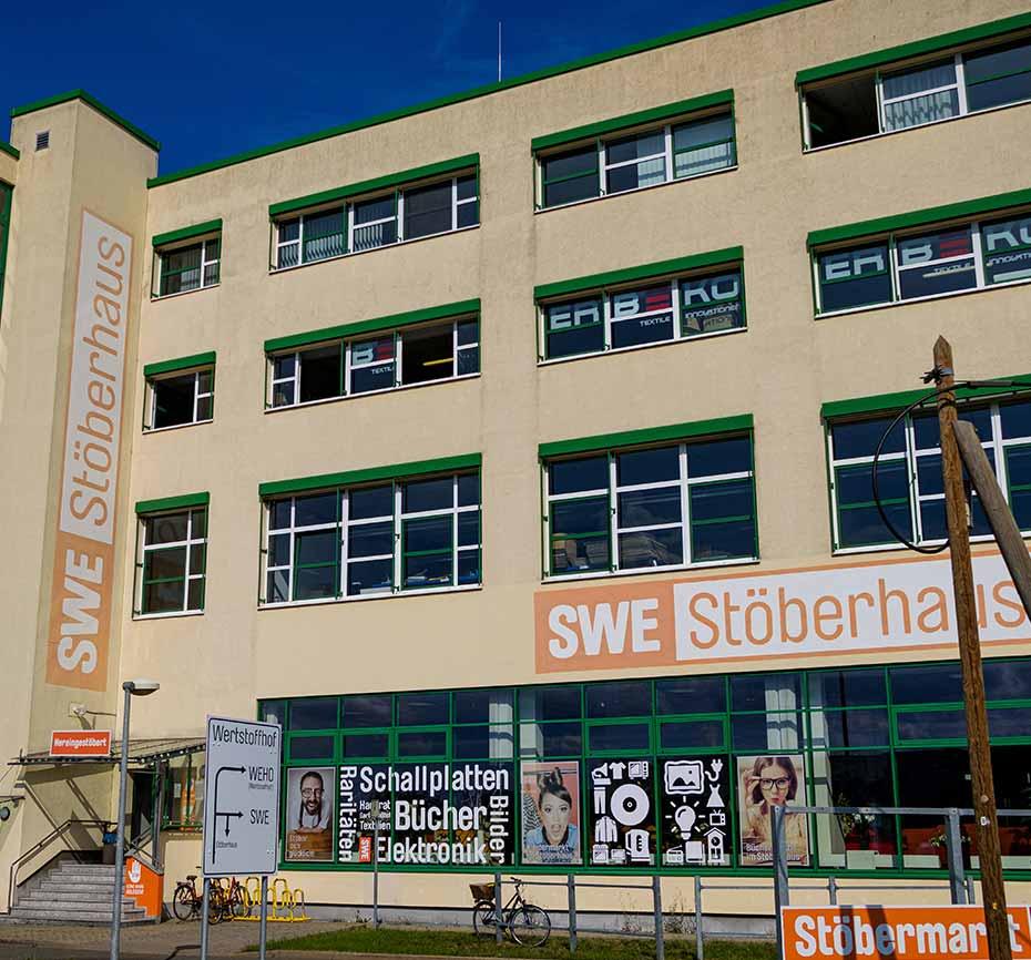 Stöberhaus Erfurt